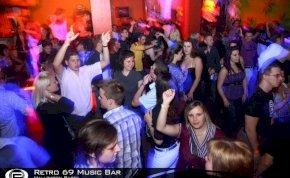 Debrecen, Retro 69 Music Bar - 2010. október 30. szombat