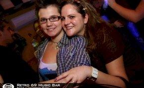 Debrecen, Retro 69 Music Bar - 2010. november 2. kedd