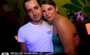 Debrecen, Retro 69 Music Bar - 2010. november 27. Szombat