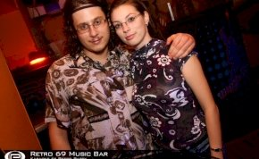 Debrecen, Retro 69 Music Bar - 2010. december 08. Szerda