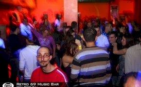 Debrecen, Retro 69 Music Bar - 2010. december 11. Szombat