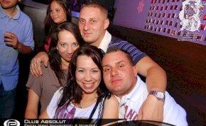 Nyíregyháza, Club Absolut - 2011. Augusztus 12. Péntek