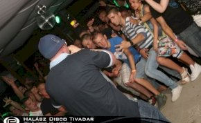 Tivadar, Halász Disco 2012.06.16. szombat Mr. Busta - Dj Jolly & Martini Parti