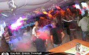 Tivadar, Halász Disco 2012.06.23. szombat Habparty Jollyval