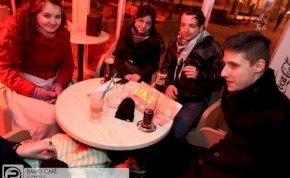 Debrecen, Bario Cafe -  2013. Március 2., Szombat