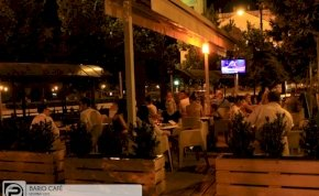 Debrecen, Bario Café - 2013. Június 22., Szombat
