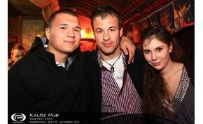 Debrecen, Kalóz Pub - 2010. október 23. szombat
