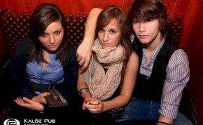 Debrecen, Kalóz Pub - 2010. október 30. szombat