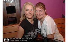 Nyíregyháza, Club Seven In The City - 2011. január 15. Szombat