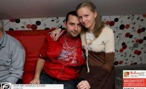 Debrecen, Pop-Art Kávézó és Bar  2014. Január 11., szombat este