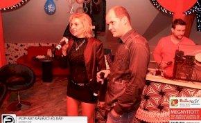 Debrecen, Pop-Art Kávézó és Bar  2014. Január 18., szombat este
