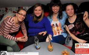 Debrecen, Pop-Art Kávézó és Bar- 2014. Február 8., szombat este
