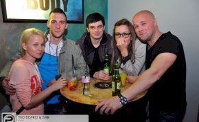 Miskolc, TED Bistro & Bar  - 2014. Április 12.