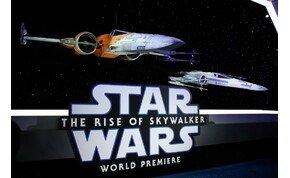 Star Wars: Skywalker kora premier, Los Angeles, 2019.12.17.