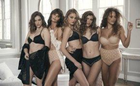 Palvin Barbi és modell társai: a Victoria's Secret bemutatta új kollekcióját