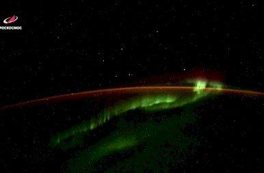 Rejtélyes fények az űrben