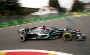 A Mercedesek kezdtek az élen