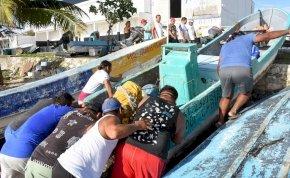 Elérte Mexikót a Delta hurrikán