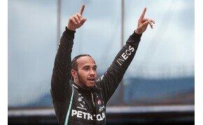 Hamilton megszerezte 7. világbajnoki címét Törökországban