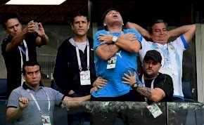 """Az """"isteni"""" Diego Maradona"""