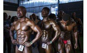 Testépítő verseny Nairobiban