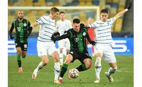 Dinamo Kijev - Ferencváros képes összefoglaló