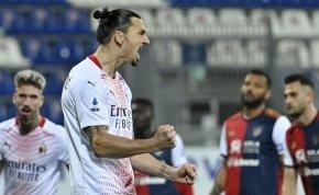 Zlatan még mindig top formában