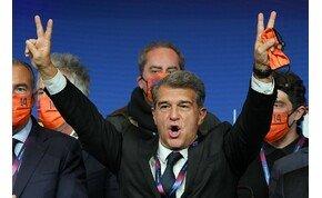 Joan Laporta lett újra az FC Barcelona elnöke