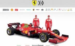 Bemutatták a 2021-es Ferrarit