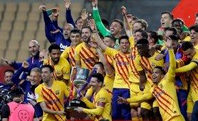 Barcelonáé a Király-kupa