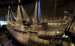 Vasa: lélegzetelállító képek az egyik leghíresebb svéd hadihajóról