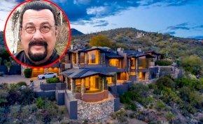 Beköltöznél Steven Seagal arizonai házába? Van rá lehetőség