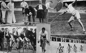 Kincset érő képek: 113 éve ezen a napon kezdődött a londoni nyári olimpia