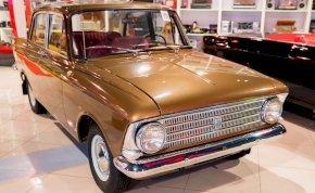 Moszkvics: képeken a legendás szovjet autógyártó felemelkedése és bukása