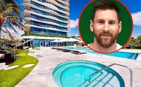 Egy egész szállodát vásárolt magának Messi? Nézz be a futballklasszis új otthonába!