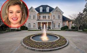Kelly Clarkson eladta tennessee-i kastélyát több mint 2 milliárd forintért! Kukkants be hozzá!