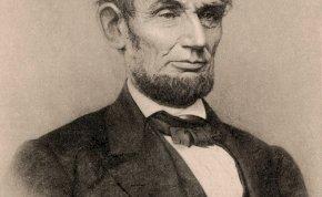 """""""A zseni lángjához az érdek olaját adta"""" – Abraham Lincoln élete képekben"""