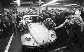 84 éve alapították a Volkswagen-t, ezek voltak az első modellek