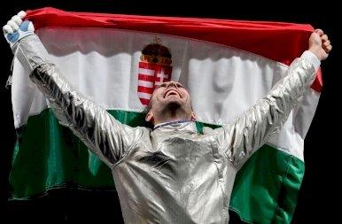 Szilágyi Áron leiskolázta ellenfelét! Képek a fantasztikus győzelemről!
