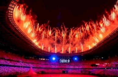 Eljött a nagy nap, amire milliók vártak: íme a tokiói olimpia megnyitójának legkülönlegesebb pillanatai – képek