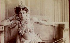 145 éve született Mata Hari: íme a gyönyörű táncosnő, akit kémkedésért végeztek ki – képek