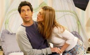 Felidézünk pár Rachel és Ross-féle szerelmes pillanatot a Jóbarátokból - fotók
