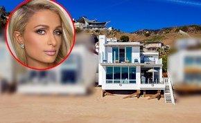 Nem fogod elhinni, de Paris Hilton egy elég aprócska házat vett magának – fotók