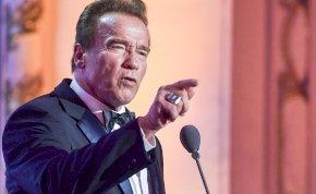 Igazán festői helyen falatozgatott Arnold Schwarzenegger és a lánya – lesifotók