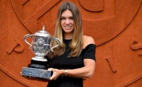 Elkelt a szexi román női teniszező, Simona Halep