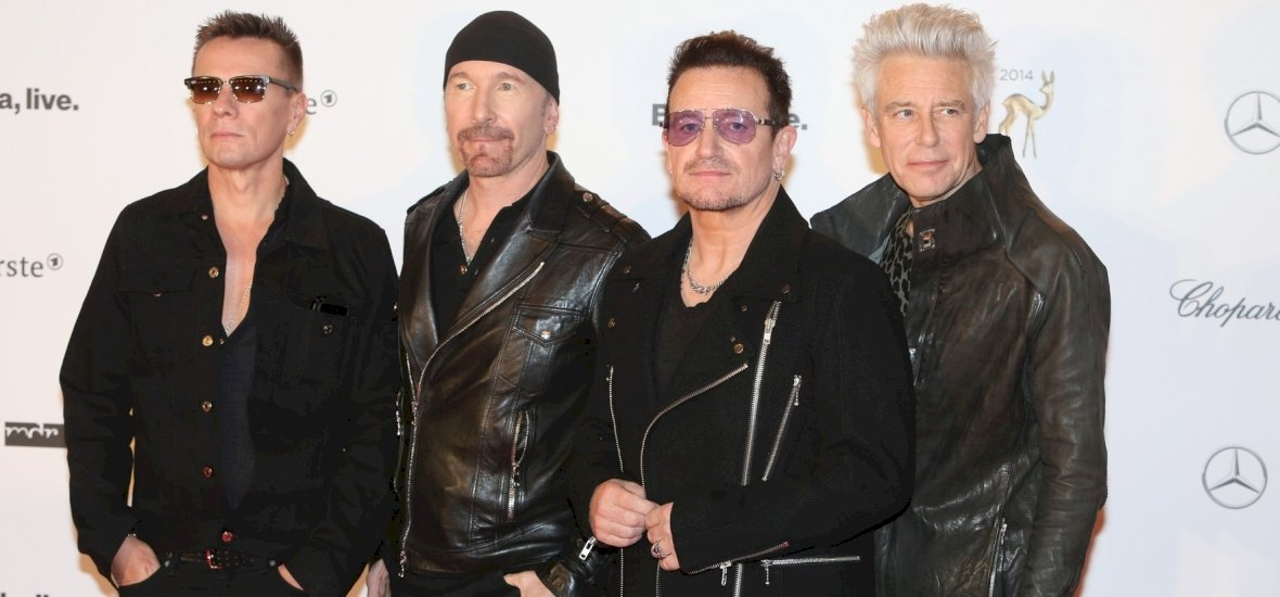 A U2 frontembere felszedett néhány kilót – így néz ki most Bono
