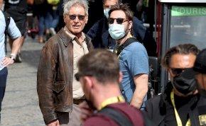 Nézd meg hogyan forgatják az Indiana Jones 5-öt Olaszországban – galéria