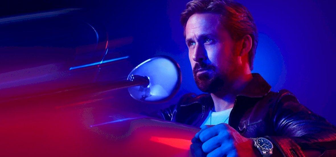Ryan Gosling lett a TAG Heuer új reklámarca