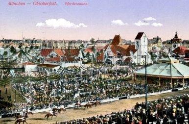 Ilyen volt az első Oktoberfest még 1810-ben – galéria