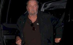 Jack Nicholson nem hagyhatta ki az NBA szezonnyitóját - fotók